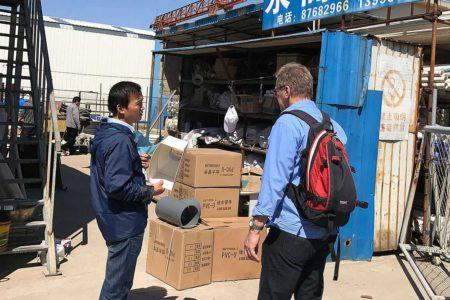 Realization pilot project of Hanging Water Tank in Dalian